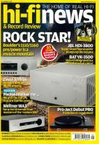 Hi-Fi News magazine