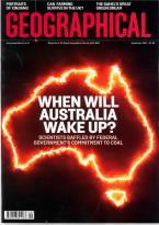 Geographical magazine