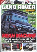 Land Rover World magazine
