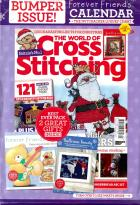 The World of Cross Stitching magazine