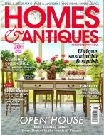 Homes & Antiques magazine