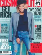 Cosmo at Unique Magazines