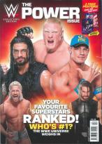 WWE Magazine magazine