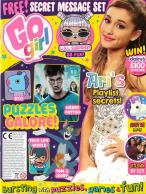 Go Girl magazine