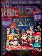 Let's Knit magazine