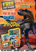 Dinosaur Attack magazine