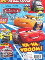 Disney Cars magazine
