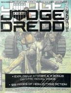 Judge Dredd Megazine magazine