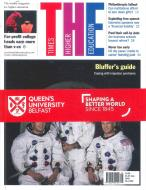 THE - Times Higher Education magazine