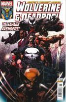 Wolverine and Deadpool magazine