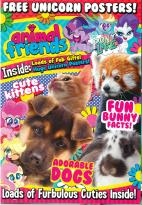 Animal Friends magazine