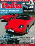 Auto Italia magazine