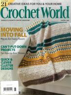 Crochet World magazine