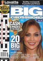 Lovatts Big Crossword magazine