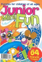 Junior Mini Fun magazine