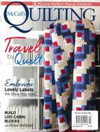 McCalls Quilting magazine