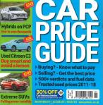 Parkers Car Price Guide magazine