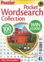 Pocket Puzzler Wordsearch Collection magazine