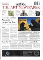 The Art Newspaper magazine