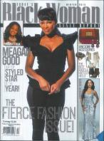 Todays Black Woman magazine