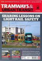 Tramways & Urban Transit magazine