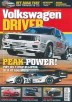 Volkswagon Driver magazine
