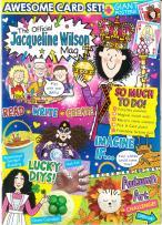 Jacqueline Wilson magazine
