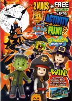 Activity Fun magazine