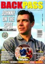 Backpass magazine