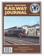 Great Western Railway Journal magazine