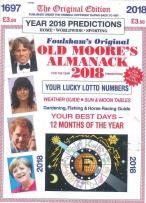 Old Moore's Almanack magazine