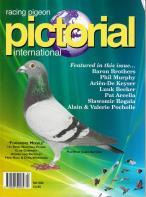 Racing Pigeon Pictorial magazine