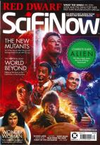 SciFi Now magazine