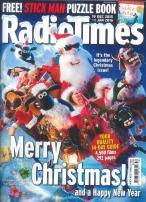 Radio Times London magazine