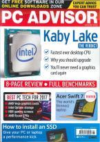 PC Advisor DVD magazine