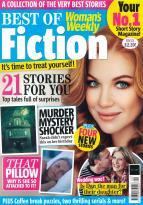 Woman's Weekly Fiction magazine