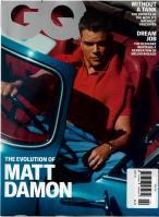 GQ USA magazine
