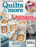 Bhg Quilts and More magazine