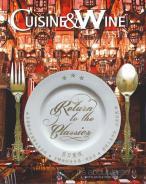 Cuisine and Wine Asia magazine