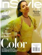 Instyle Spanish magazine