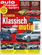Auto Motor  Sport magazine