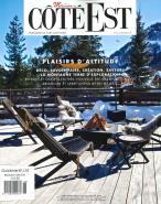 Maison Cote Est magazine