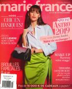 Marie France magazine