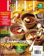 Elle A Table magazine