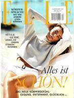 Elle German magazine
