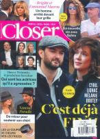 Closer French magazine
