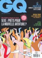 GQ French magazine