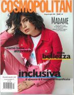 Cosmopolitan Italian magazine