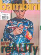 Vogue Bambini magazine