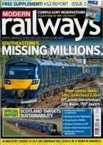 Modern Railways magazine